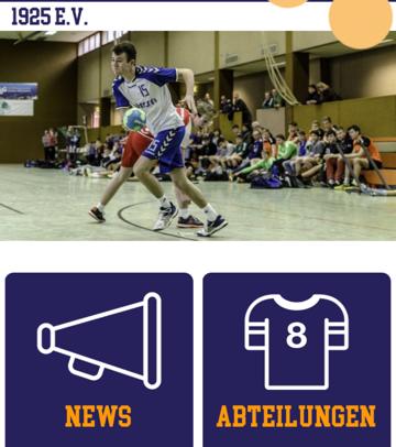 Neue Vereins-App des TV Geislar mit ganz vielen Funktionen für die HSG !