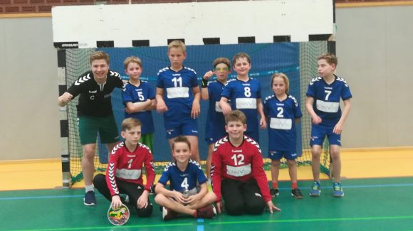 E1 bei den inoffiziellen westdeutschen Meisterschaften in Opladen