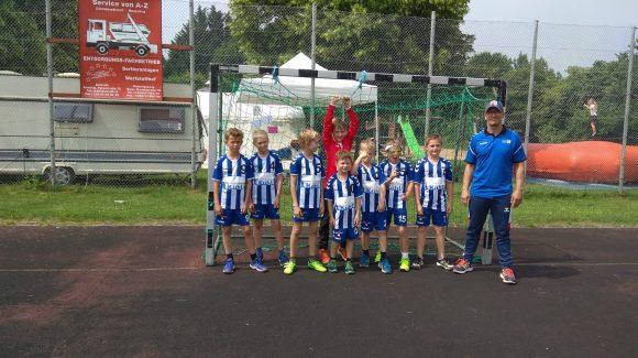 E-Jugend siegreich in Ollheim
