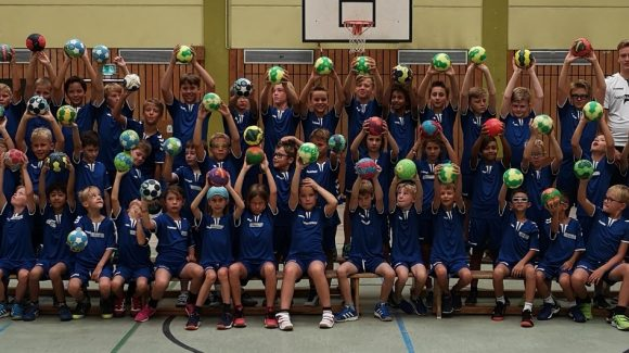 HSG Handballcamp 2018
