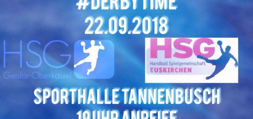HSG empfängt Euskirchen zum Derby
