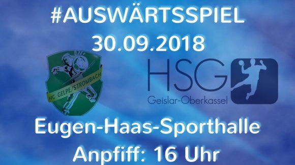 HSG will in Gummersbach ersten Sieg einfahren