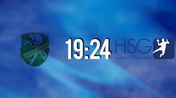 HSG fährt auswärts den ersten Saisonsieg ein