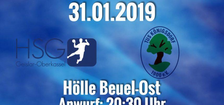 Hölle Beuel-Ost ruft zum ersten Heimspiel seit Mai 2017 auf