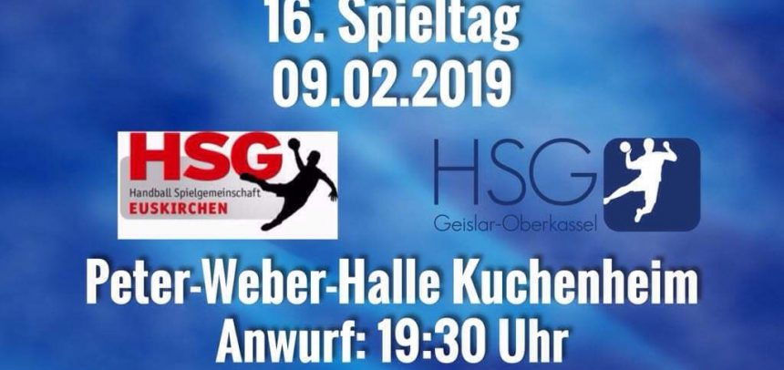 HSG mit wichtigem Spiel in Kuchenheim
