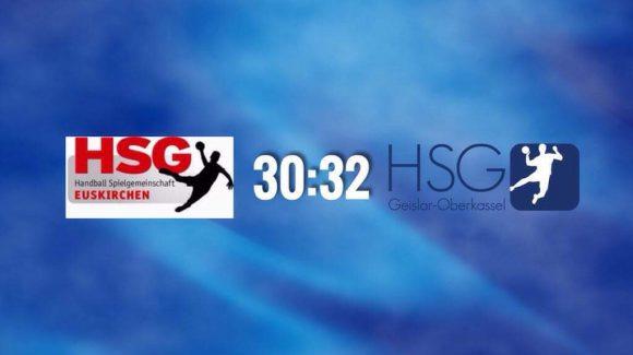 HSG mit wichtigem Derbysieg gegen Euskirchen