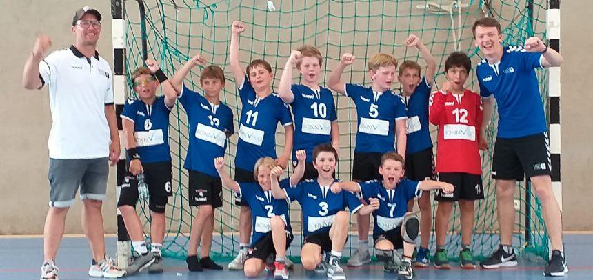 D2 gewinnt Kreisliga Qualifikation in Zülpich