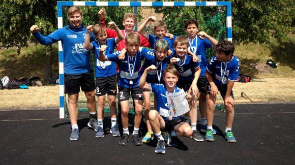 D1 gewinnt die Ollheimer Sporttage