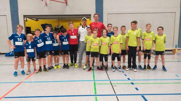 D2 zu Gast beim FC Hennef