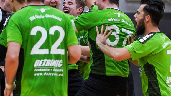 HSG tritt Reise ins Oberbergische mit neuem Schwung an