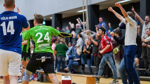 HSG gelingt Neustart gegen den TV Jahn Köln-Wahn II