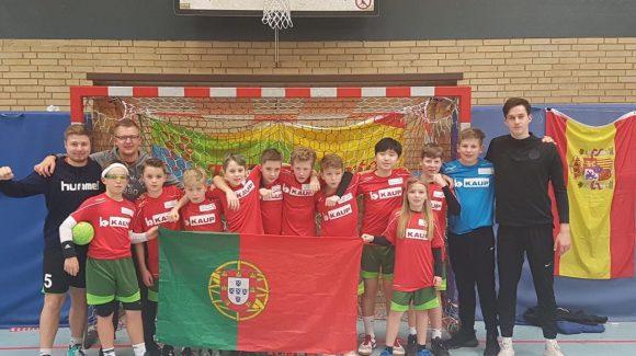 D1 als Team Portugal bei der Pohlposition Mini-EM 2020 in Hannover