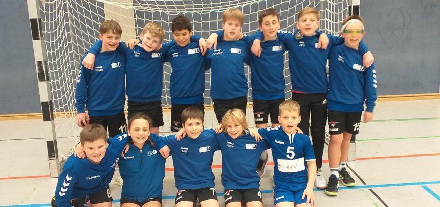Saisonabschluss 19/20: mD2 sichert sich 5. Platz in der Kreisliga
