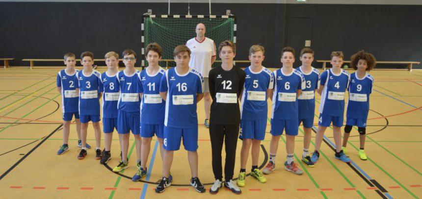 Saisonabschluss 19/20: mC1 Jugend sichert sich zweiten Platz in der Kreisliga