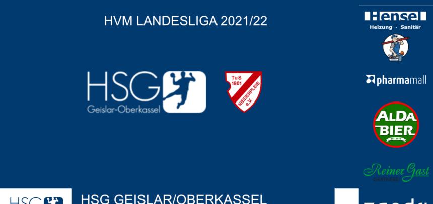 Livestream: HSG bittet TuS Niederpleis zum Lokalderby